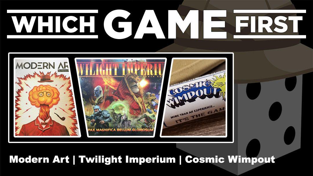 Modern Art | Twilight Imperium | Cosmic Wimpout