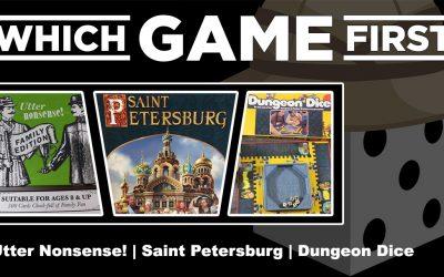 Utter Nonsense! | Saint Petersburg | Dungeon Dice