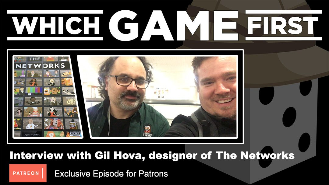 Interview with Gil Hova, Designer of the Networks