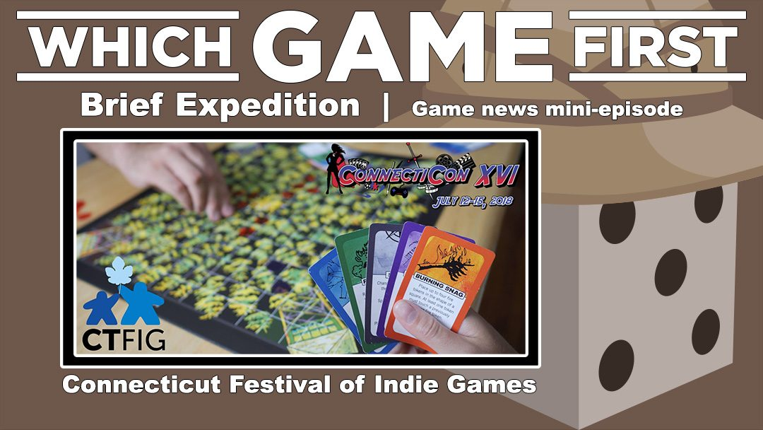 Brief Expedition: Connecticut Festival of Indie Games