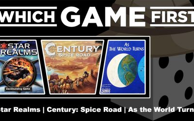 Star Realms | Century: Spice Road | As the World Turns