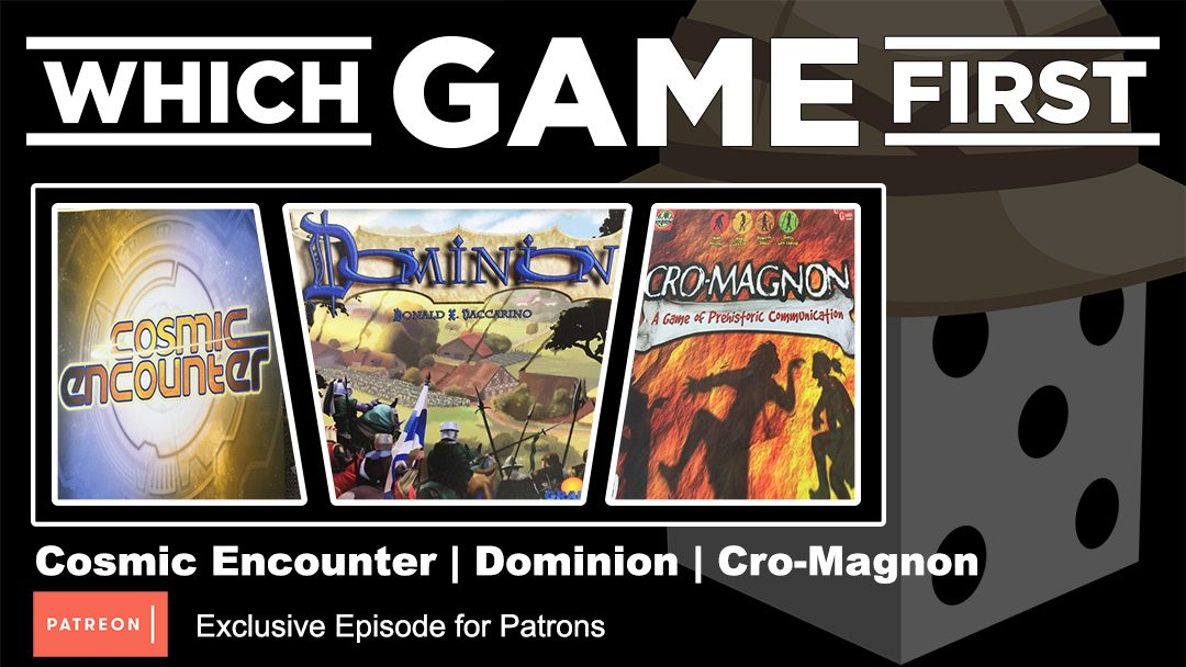 Cosmic Encounter | Dominion | Cro-Magnon