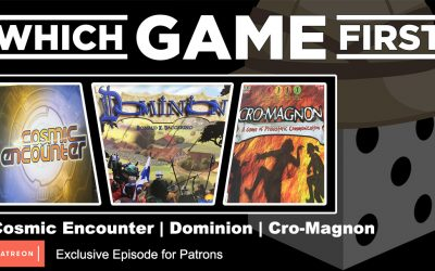 Cosmic Encounter | Dominion | Cro-Magnon