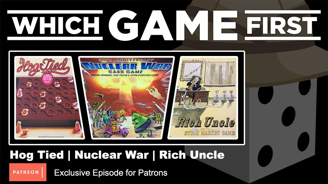 Hog Tied | Nuclear War | Rich Uncle
