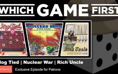 Hog Tied | Nuclear War | Rich Uncle