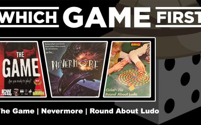 The Game | Nevermore | Round About Ludo