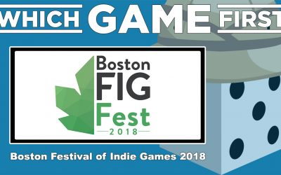 Boston Festival of Indie Games 2018