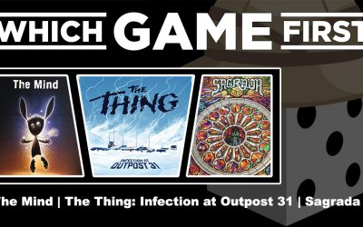 The Mind | The Thing: Infection at Outpost 31 | Sagrada