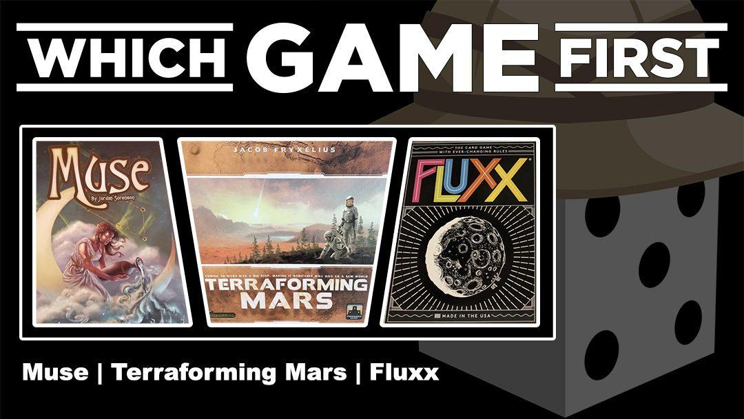 Muse | Terraforming Mars | Fluxx