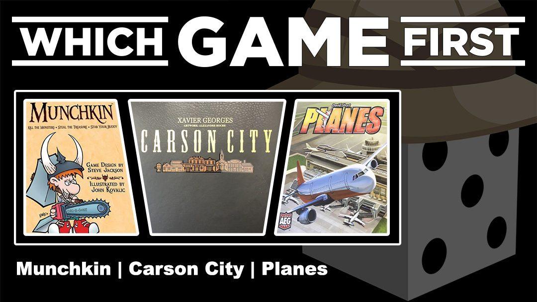 Munchkin | Carson City | Planes