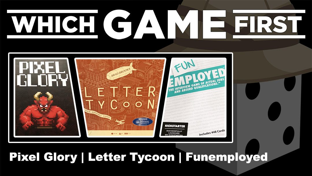 Pixel Glory | Letter Tycoon | Funemployed