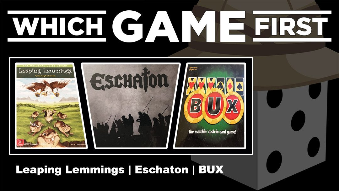 Leaping Lemmings | Eschaton | BUX