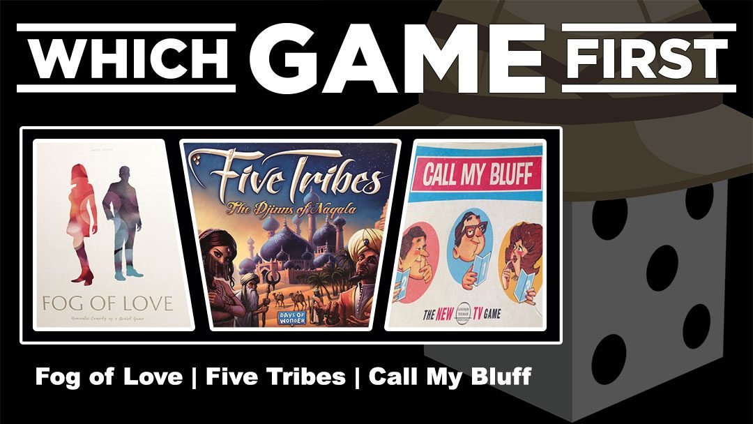 Fog of Love | Five Tribes | Call My Bluff