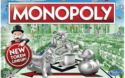 IT'S NOT MONOPOLY, IT'S YOU