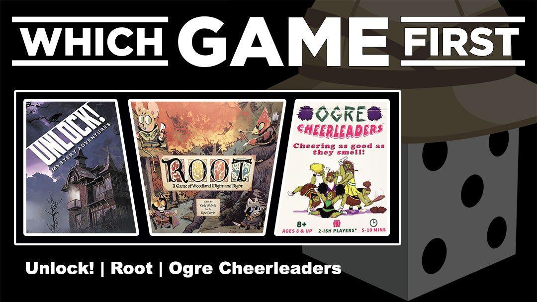 Unlock! | Root | Ogre Cheerleaders