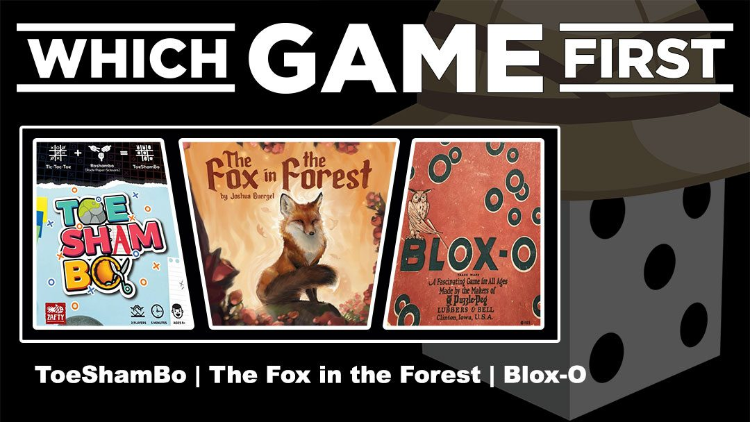 Toe Sham Bo | Fox in the Forest | Blox-O