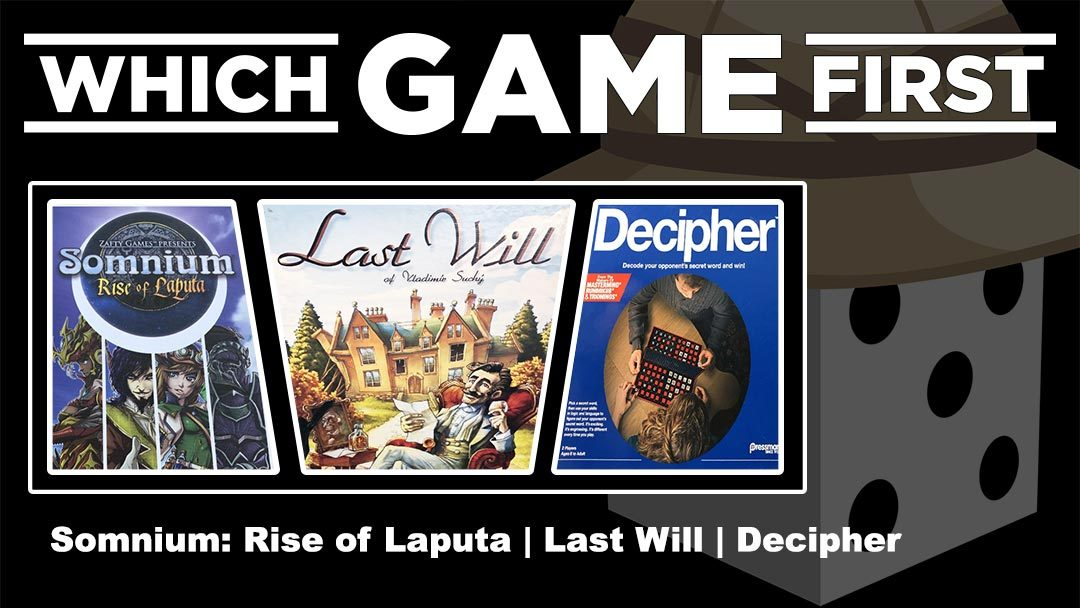 Somnium: Rise of Laputa | Last Will | Decipher