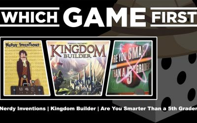 Nerdy Inventions | Kingdom Builder | Are You Smarter Than a 5th Grader?