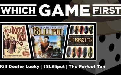 Kill Doctor Lucky | 18Lilliput | The Perfect 10