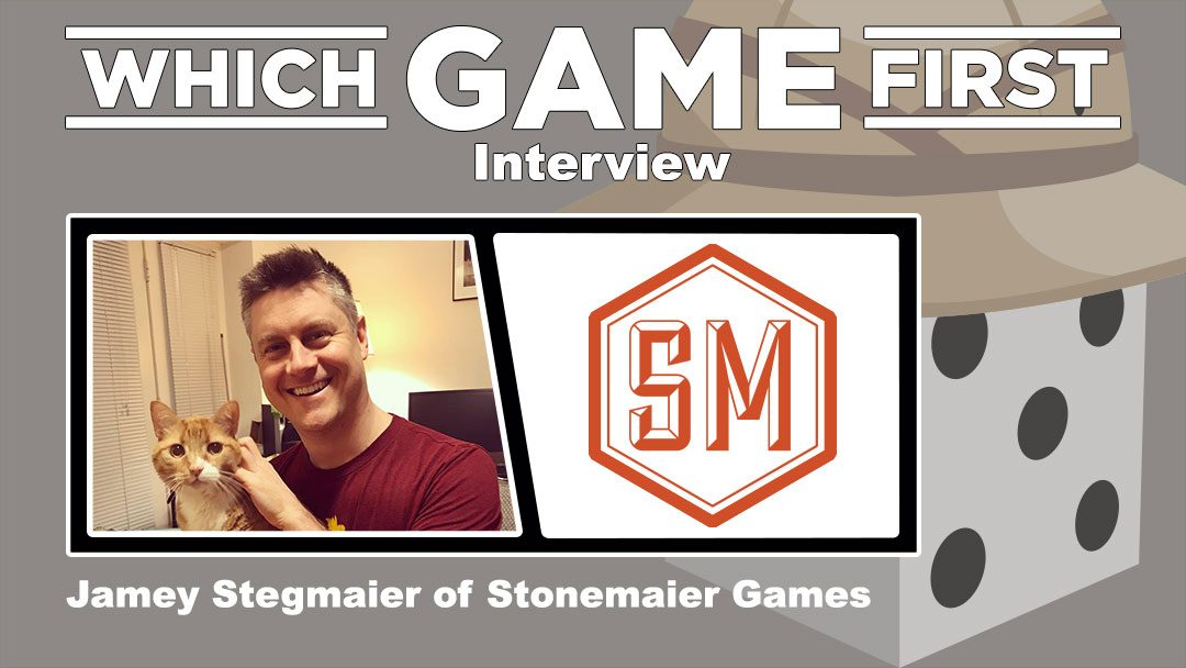 Interview with Jamey Stegmaier of Stonemaier Games