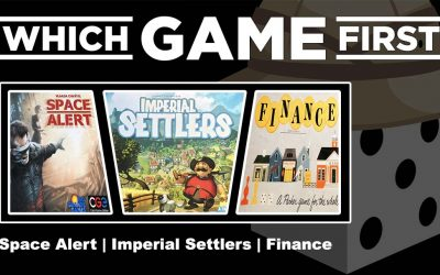 Space Alert | Imperial Settlers | Finance