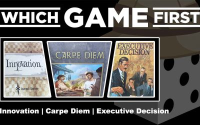 Innovation | Carpe Diem | Executive Decision
