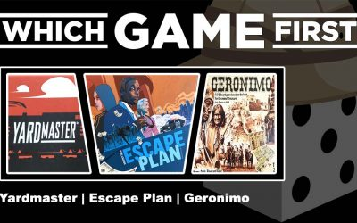 Yardmaster | Escape Plan | Geronimo