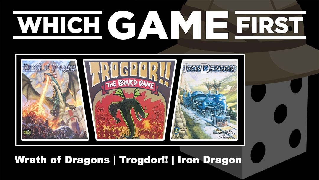 Wrath of Dragons | Trogdor!! | Iron Dragon