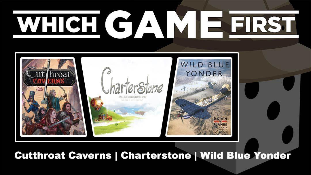 Cutthroat Caverns | Charterstone | Wild Blue Yonder