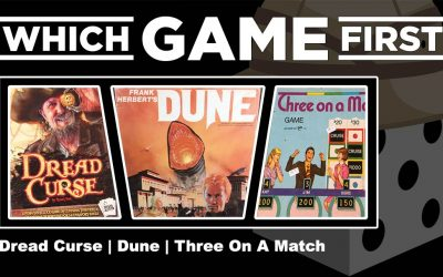 Dread Curse | Dune | Three on a Match