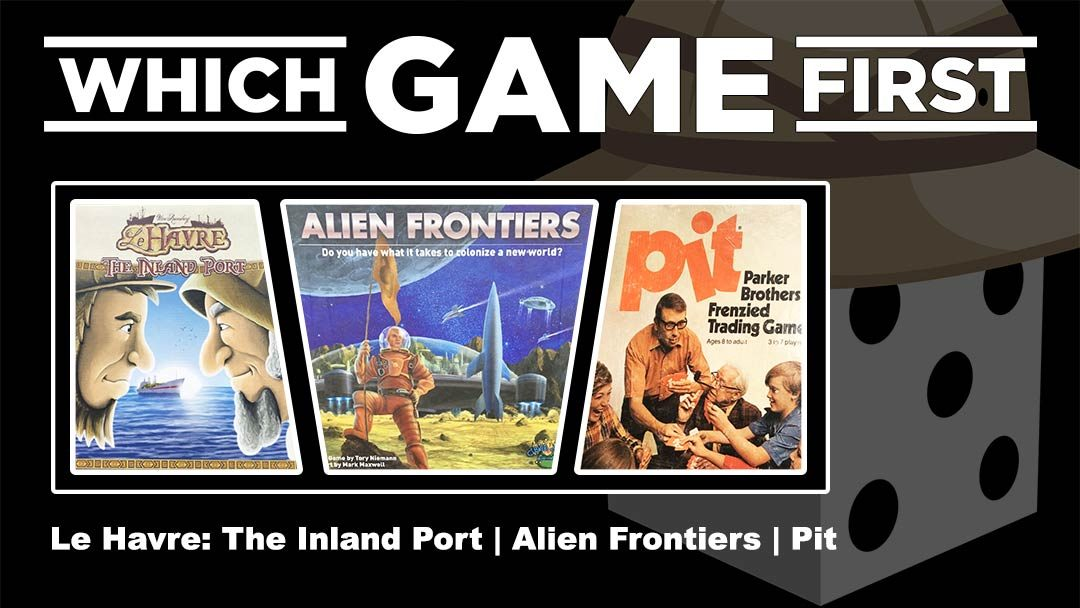 Le Havre: The Inland Port | Alien Frontiers | Pit