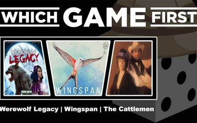 Ultimate Werewolf Legacy | Wingspan | The Cattlemen