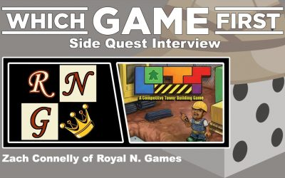 Side Quest: Interview with Zach Connelly