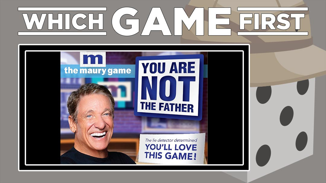 Side Quest – The Maury Game: You are NOT the Father