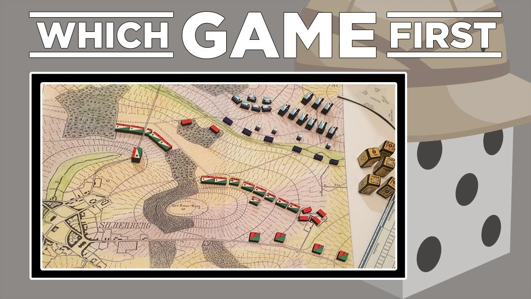 Side Quest: History of Wargames – Part 1