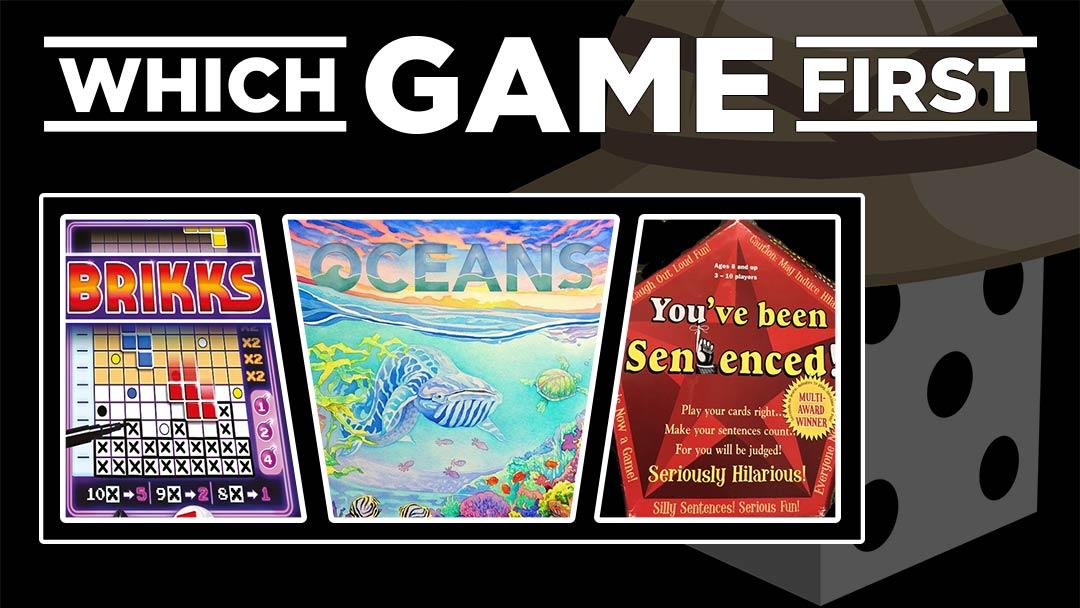 Brikks | Oceans | You've Been Sentenced!