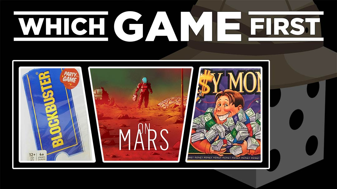 Blockbuster | On Mars | Ea$y Money
