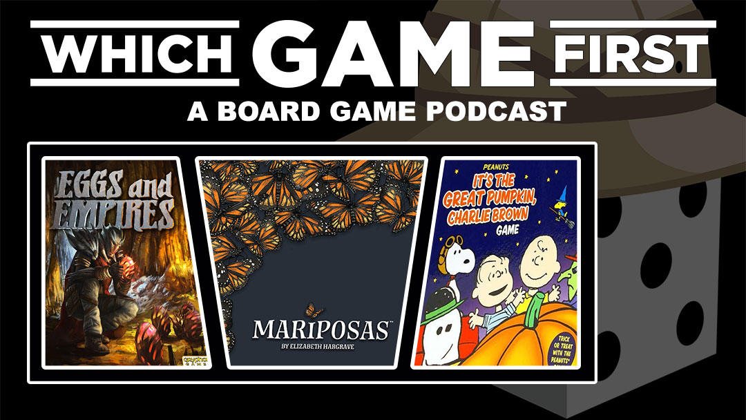 114: Eggs and Empires | Mariposas | It's the Great Pumpkin Charlie Brown