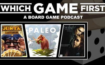 123: Junta: Las Cartas | Paleo | Twilight: The Game