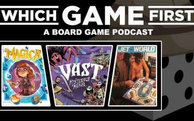 128: Via Magica | Vast: The Mysterious Manor | Jet World