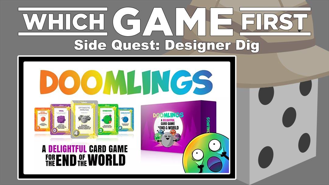 Side Quest: Doomlings Designer Dig