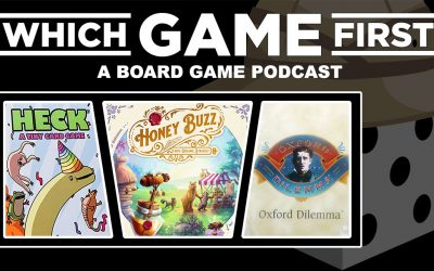 130: HECK | Honey Buzz | Oxford Dilemma