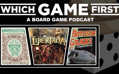 132: Prosperitea | Libertalia | Battlestar Galactica
