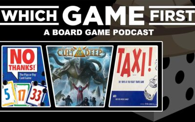 135: No Thanks! | Cult of the Deep | Taxi!