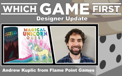 Side Quest: Designer Update with Andrew Kuplic on Magical Unicorn Quest