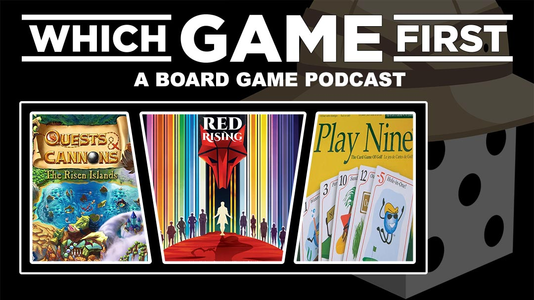 141: Quests & Cannons | Red Rising | Play Nine