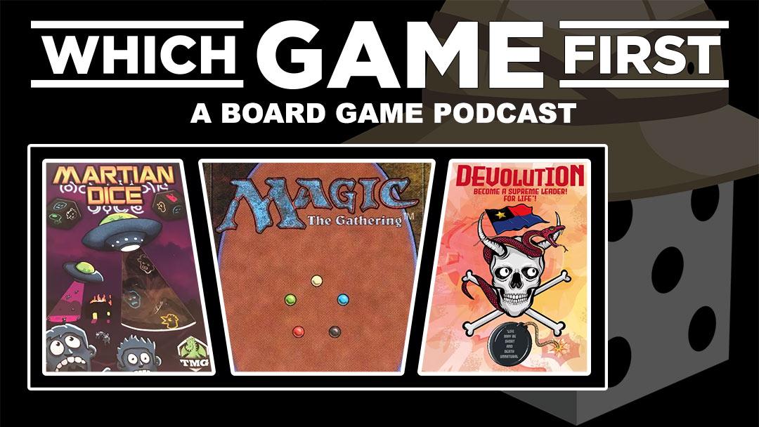 150: Martian Dice | Magic: The Gathering | Devolution